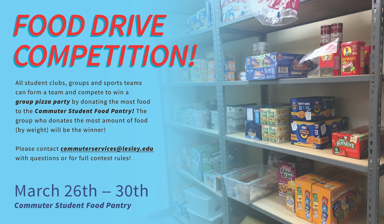 Canned Food Pantry