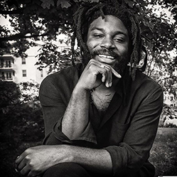 Jason Reynolds head shot