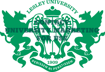 Lesley crest with watermark