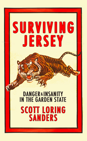 "The ""Surviving Jersey"" cover has a pouncing tiger in the center."