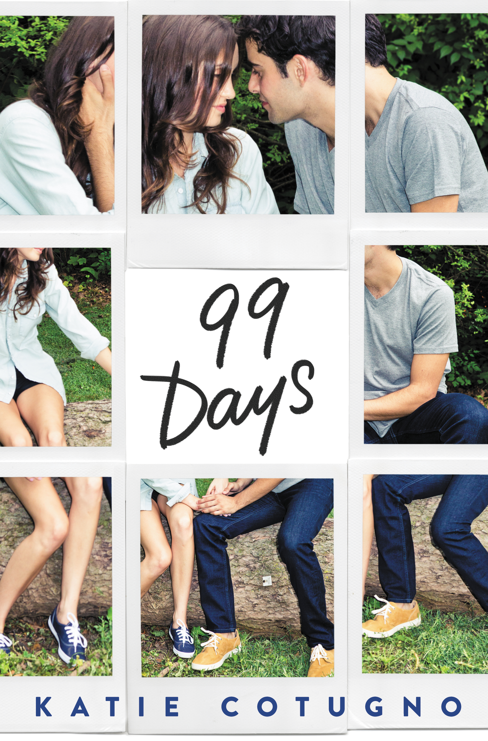 Cover of Katie Cotugno's young adult novel, 99 Days