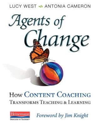Book Cover: Agents of Change