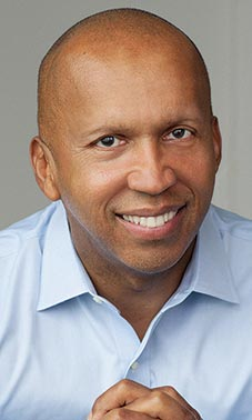 Headshot of Bryan Stevenson, founder of the Equal Justice Initiative