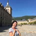 Lesley University Amanda Fata is blogging her study abroad experience in Granada