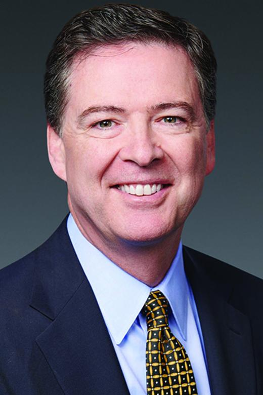 Photo of James Comey