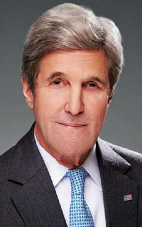 John Kerry headshot