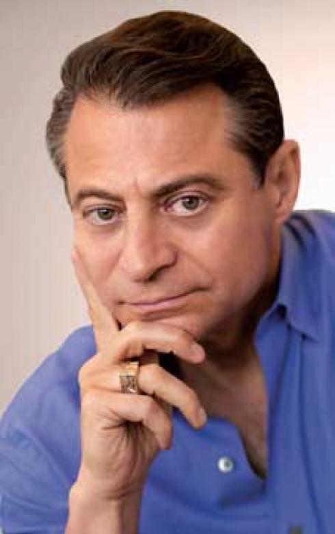 Peter Diamandis headshot