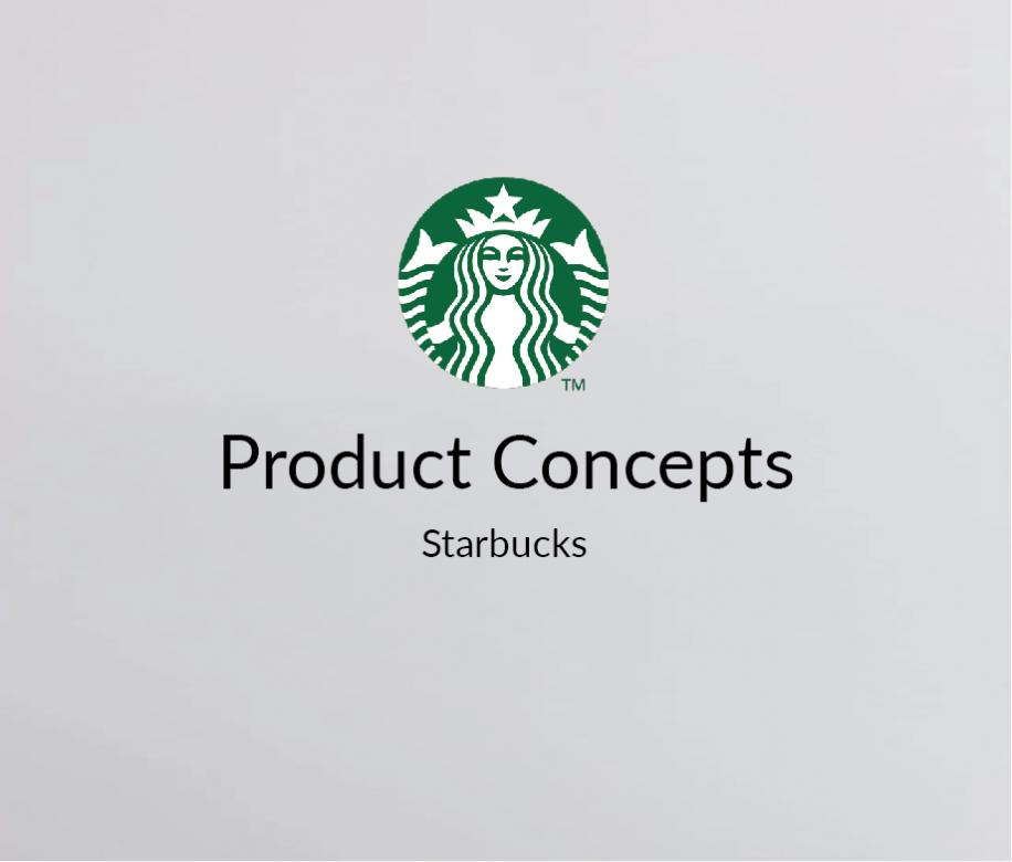 Starbucks logo on gray square