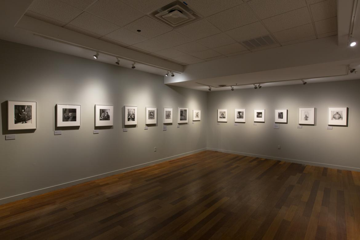 VanDernoot Gallery: Irving Penn Exhibition