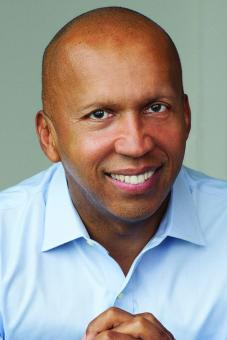 Photo of Bryan Stevenson