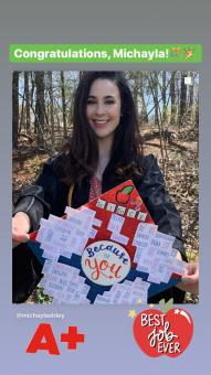 cap-decorations-congratulations-michayla-Lesley2020