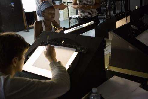 Animation Lightbox Studio