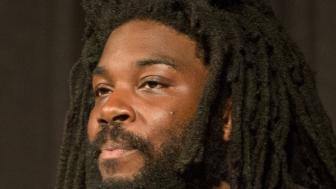 Jason Reynolds portrait