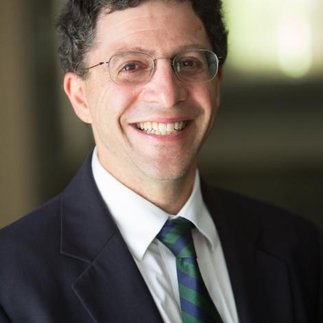 Steve Shapiro, Dean of College of Liberal Arts & Sciences