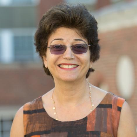 Faculty Arlene Dallalfar
