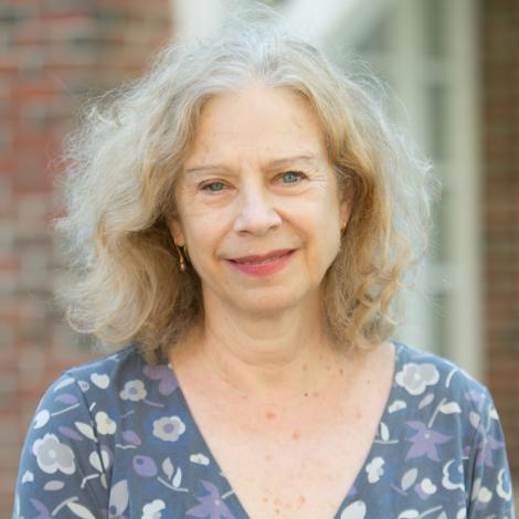 Faculty Jane Richardson