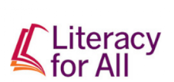 Literacy for All Conference logo