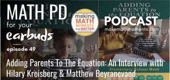 Image for podcast Math PD for Your Earbuds
