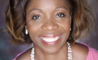 Headshot of Jackie Glenn